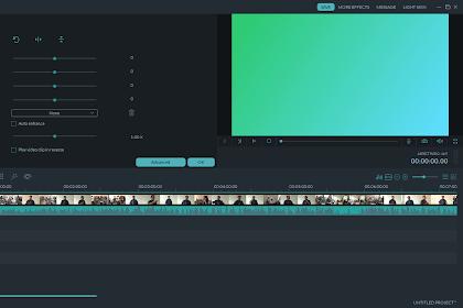Cara Membuat atau Edit Video Dengan Ukuran Hasil Penyimpanan Kecil