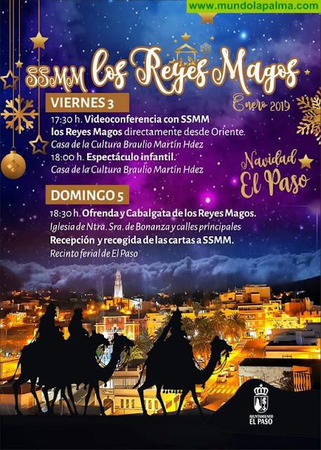 El Paso aguarda la llegada de los Reyes Magos de Oriente
