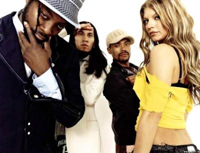 Foto de Black Eyed Peas posando