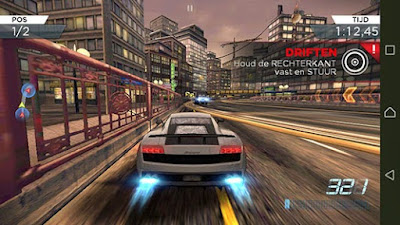 NFS Most Wanted Apk v1.3.98 Terbaru 2018 (Need for Speed)