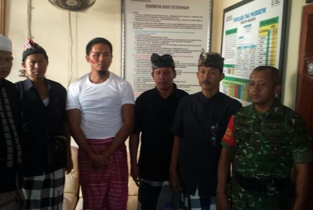 Pecalang Bali Pukul Mualaf yang Hendak Shalat di Masjid