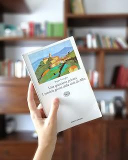 Una questione privata - Beppe Fenoglio Recensione no-spoiler Felice con un libro