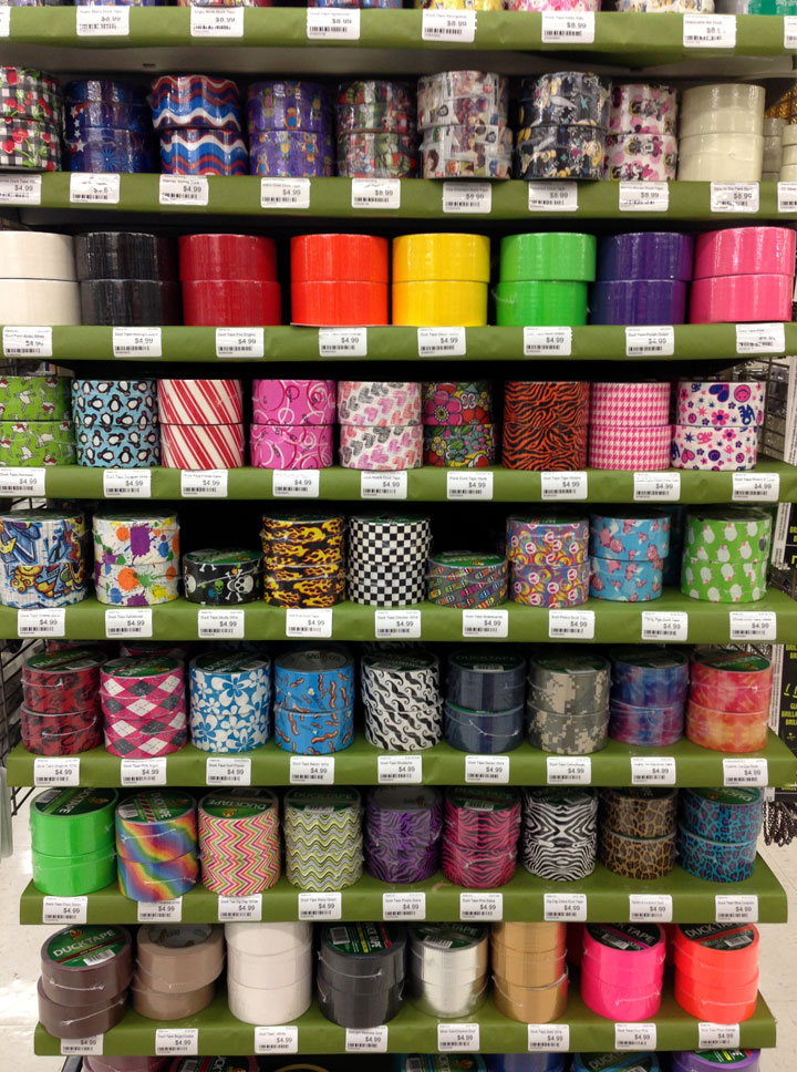 Crafts Direct Blog Project Ideas Duct Tape Projects