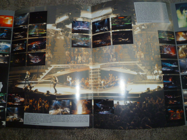 Acidica S Site Metallica Tour Program 1992