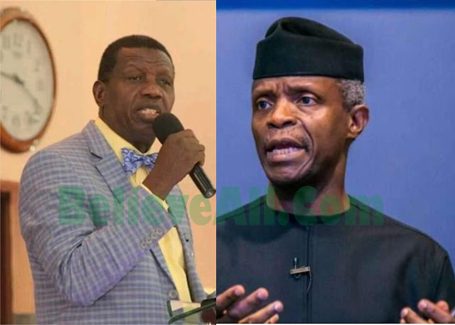 #SaveOurDemocracy: Nigerians queries Pastor Adeboye after the DSS laid siege at the National Assembly