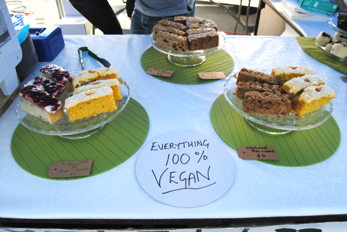 Naturally Kind Food Vegan Cakes