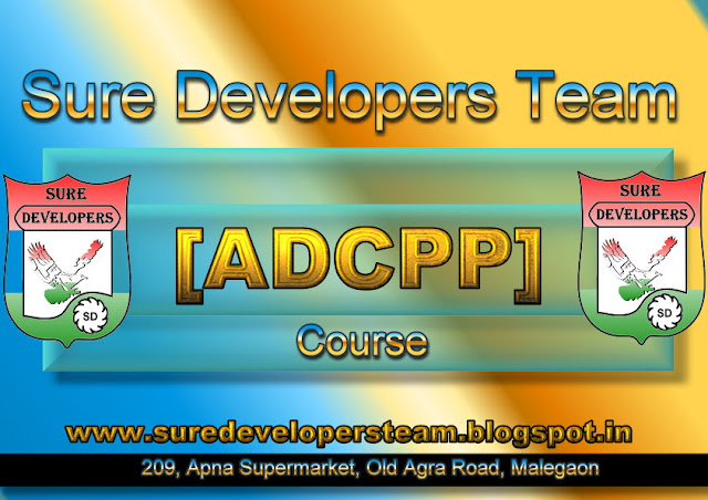 Advance Diploma in Computer Programming & Publication [ADCPP]
