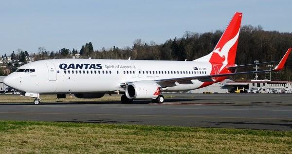 qantas jakarta sydney - photo#9