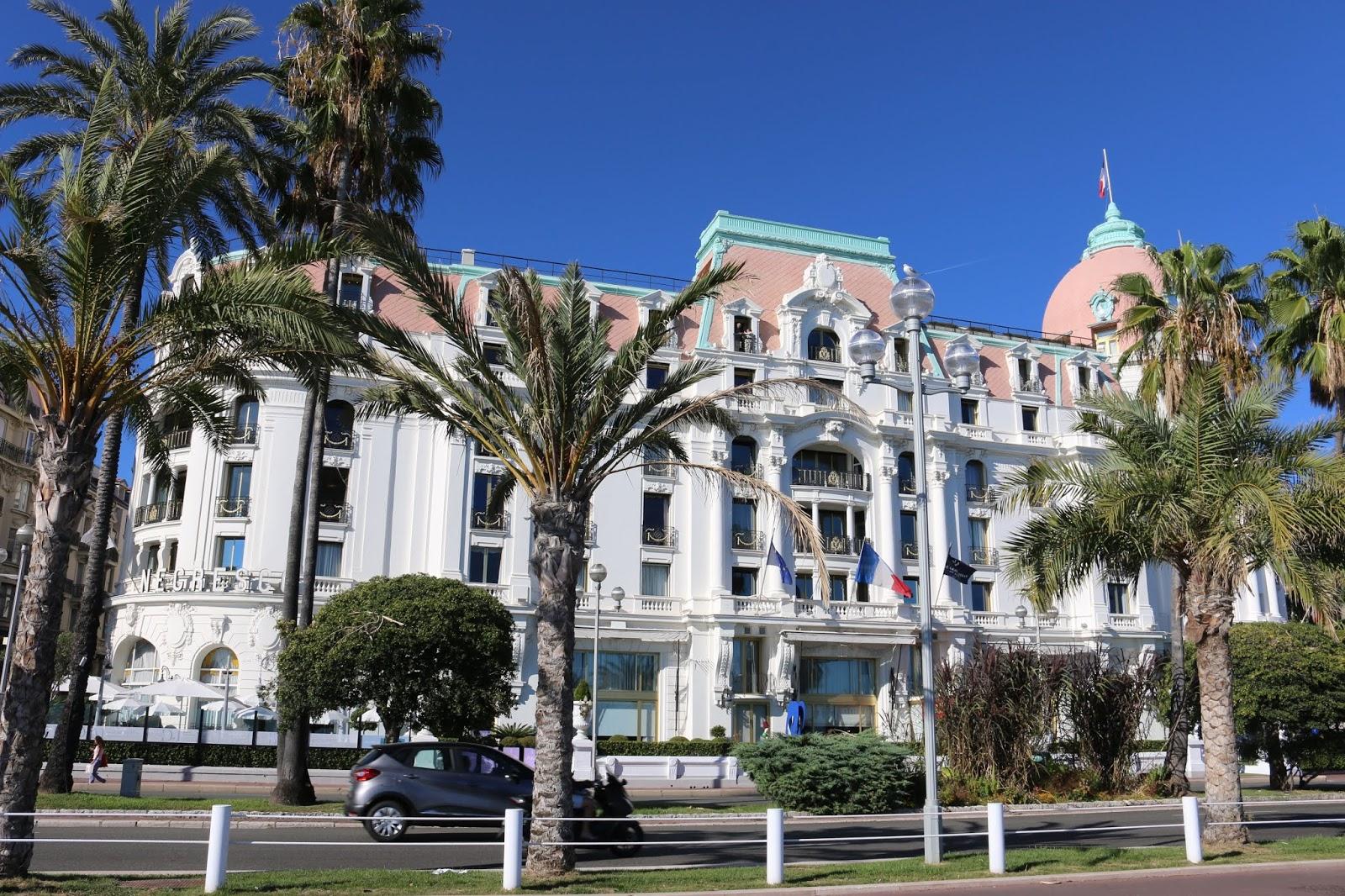 Nice Le Negresco Hotel