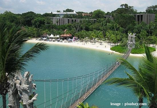 Sentosa Island Singapore - Blog Mas Hendra