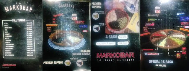 menu markobar jakarta