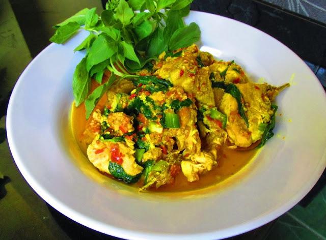 Resep Ayam Bumbu Kuning