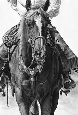 caballos-los-mejores-dibujos-a-lapiz