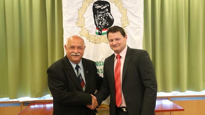 Hivatalos: Erdei Zsolt az Ökölvívó Szövetség új elnöke