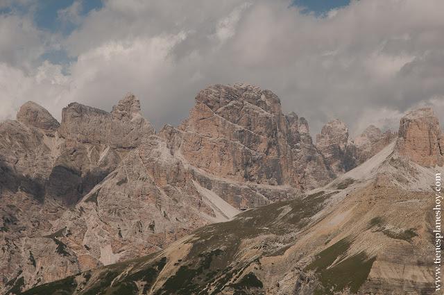 Ruta Dolomitas Tres Cimas de Lavaredo