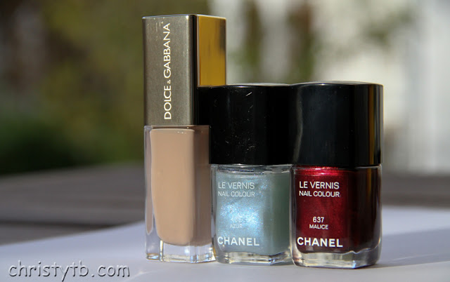 Nails Weekly 15 + The Alps