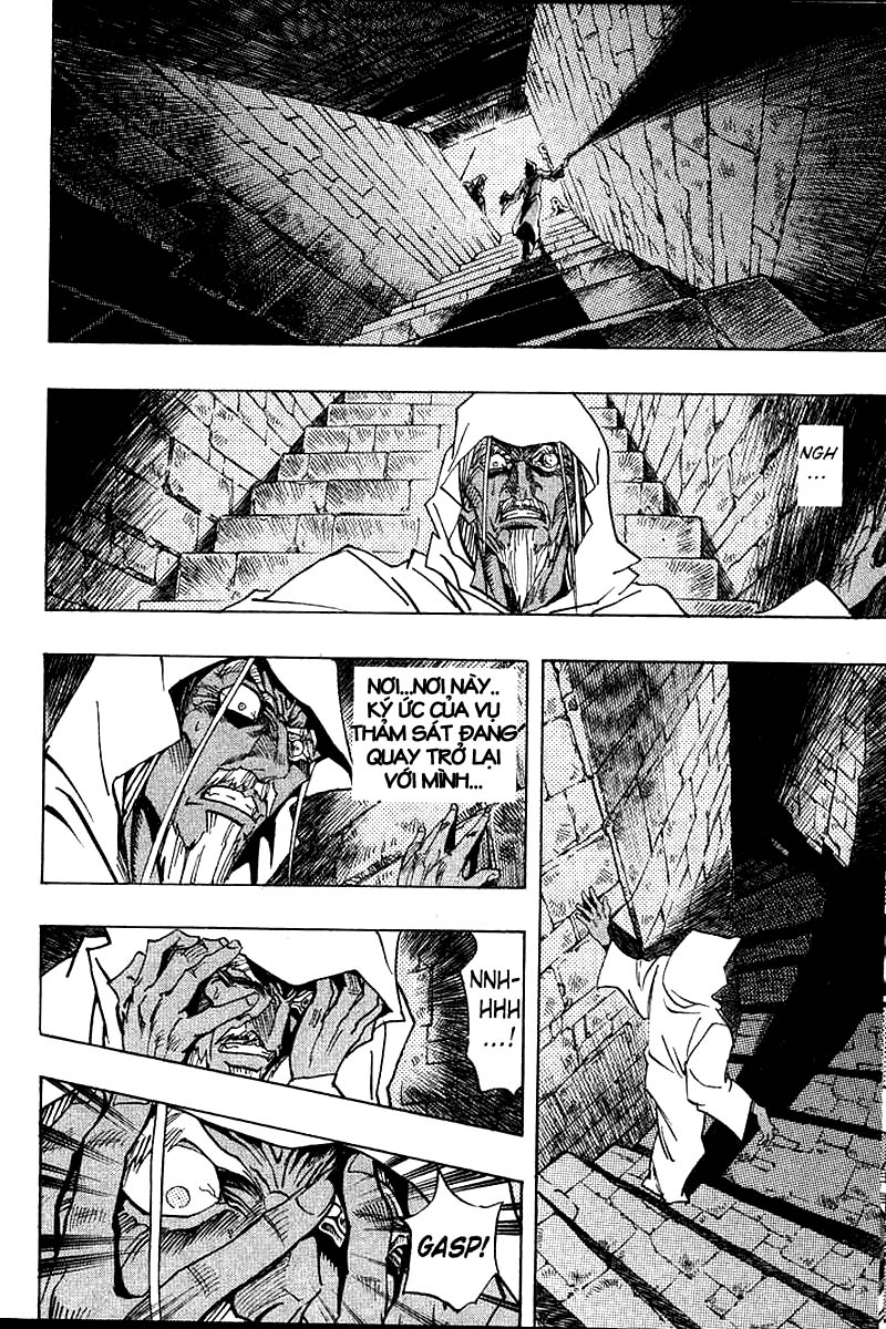 YUGI-OH! chap 317 - sự trở lại của các vị tư tế trang 14