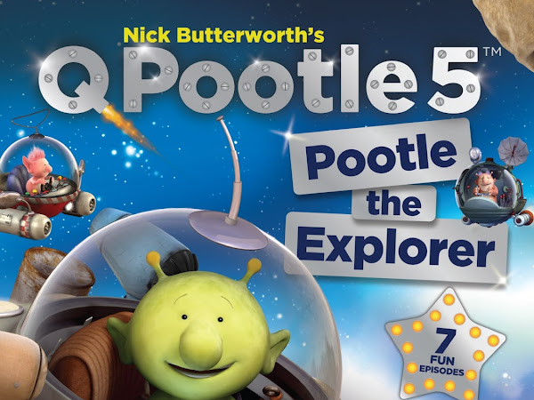 Q Pootle 5 - Pootle The Explorer DVD Giveaway