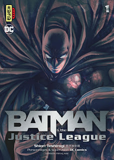 Batman and the Justice League - tome 1 aux éditions Kana