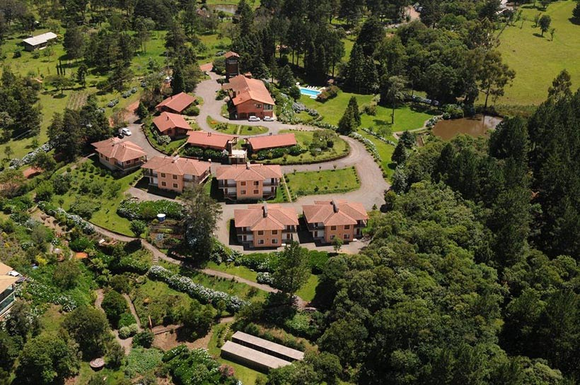 Hotel Bangalôs da Serra - Gramado - RS - Gramado e Campos do Jordão têm os melhores hotéis do Brasil