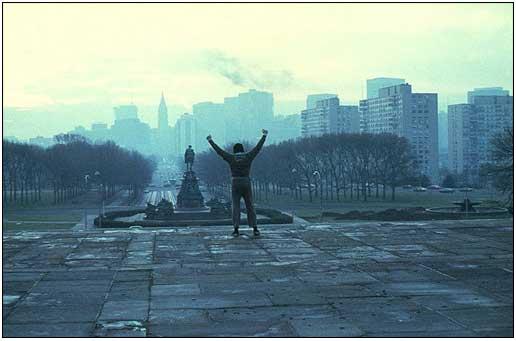 Filadelfia: śladami Rocky'ego Balboa