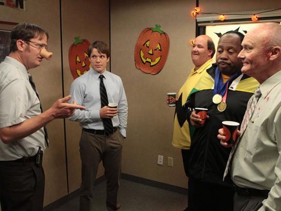 The Office - Season 9 Episode 05: Here Comes Treble