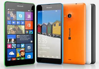 Harga Nokia 535