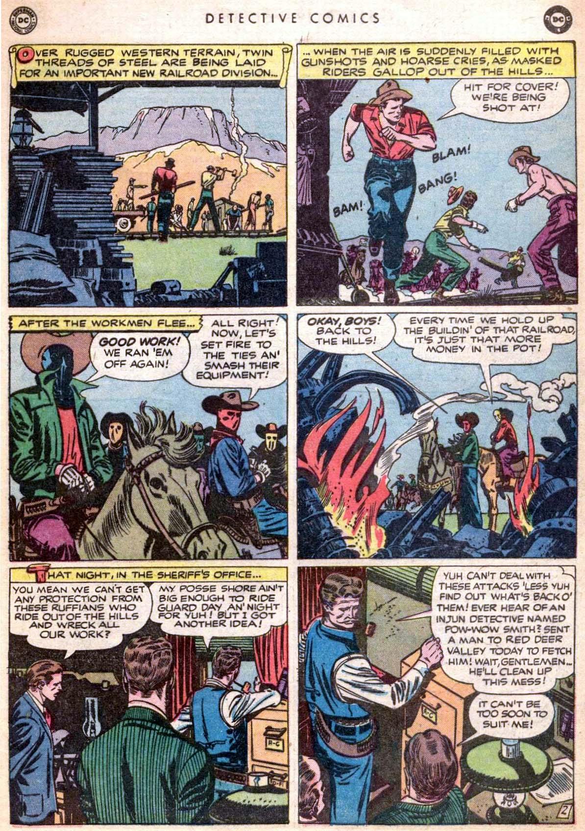 Detective Comics (1937) 157 Page 40