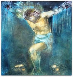 Jesus Crucificado, Dilma Lima, Santuário de Nossa Senhora Mãe de Deus