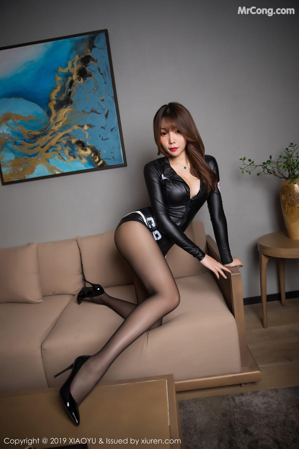 Image XiaoYu-Vol.151-Booty-Zhizhi-MrCong.com-004 in post XiaoYu Vol.151: Booty (芝芝) (62 ảnh)
