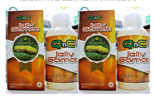 Apakah QNC jelly Gamat Tersedia Di Apotik ??