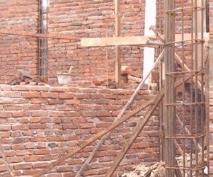 Menghitung Kebutuhan Material Pasangan Dinding Bata
