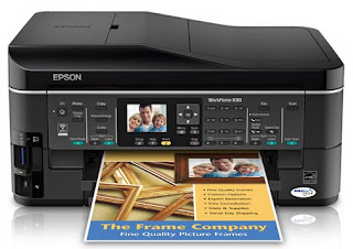 Epson WorkForce 630 Drivers Download