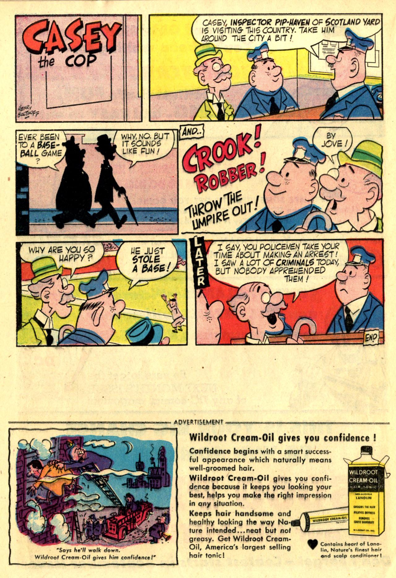 Detective Comics (1937) 234 Page 23