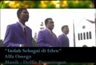 Download Lagu Natal Alfa dan Omega 2017 Indah Sebagai Di Eden