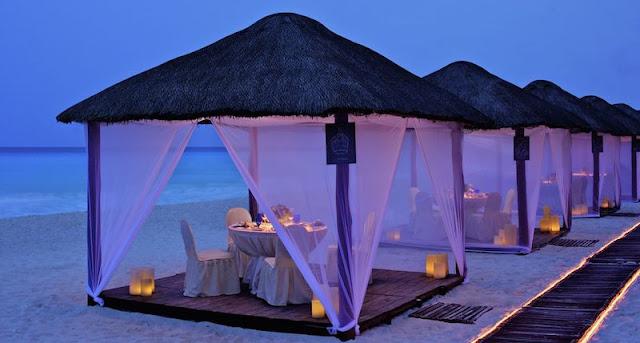 Casitas do Ritz para ir durante a lua de mel em Cancún