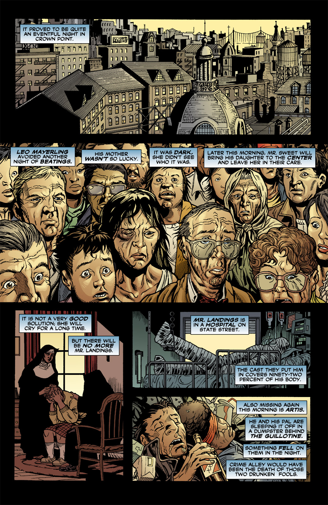 Detective Comics (1937) 807 Page 19