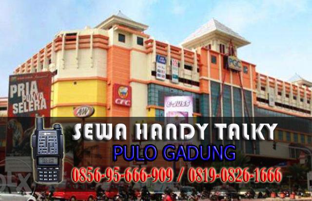 Pusat Sewa HT Pulo gadung Pusat Rental Handy Talky Area Pulo gadung