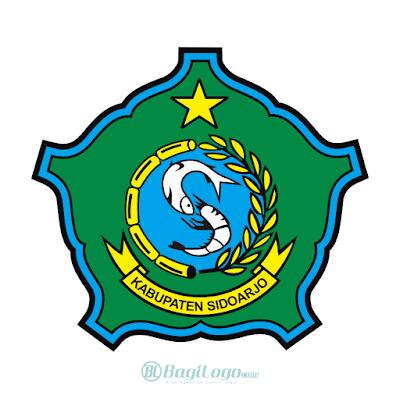 Kabupaten Sidoarjo Logo Vector