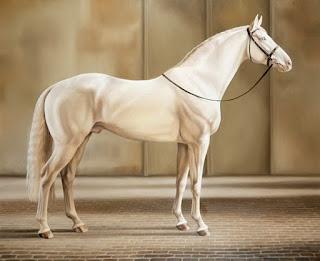 oleo de caballo cuadro bonito