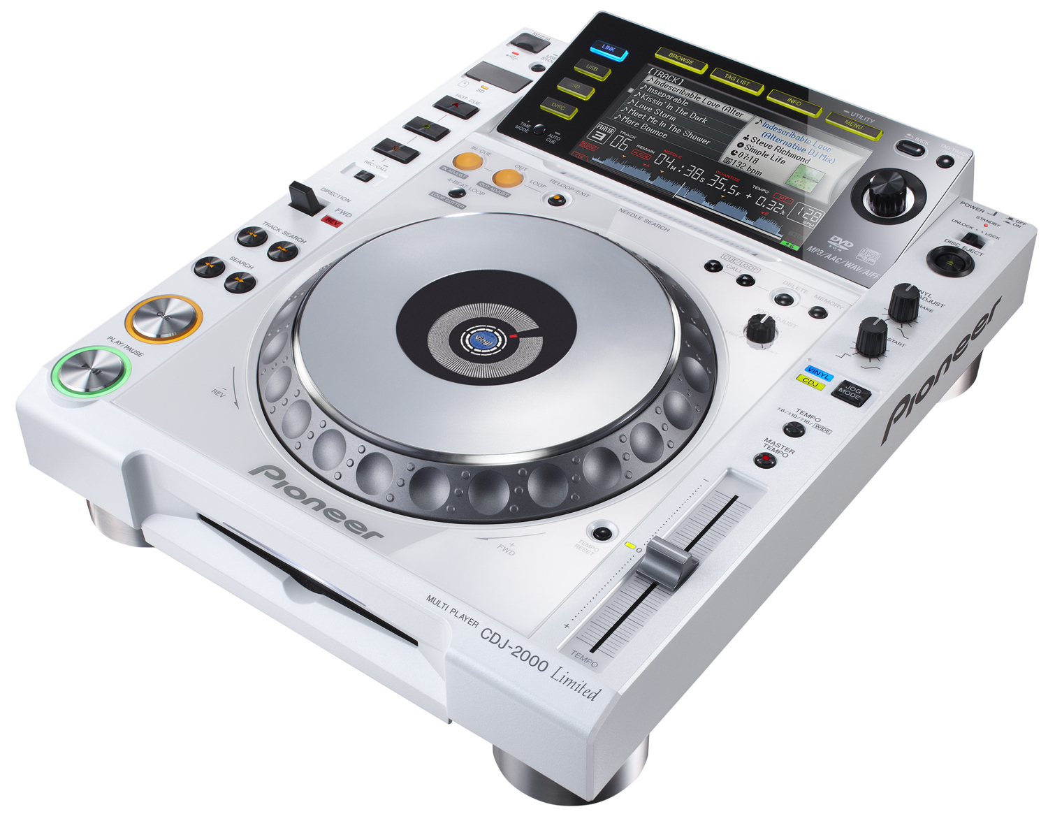 pioneer new cdj 2000nexus. Black Bedroom Furniture Sets. Home Design Ideas