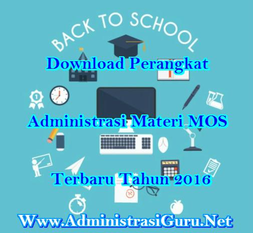 Administrasi MOS
