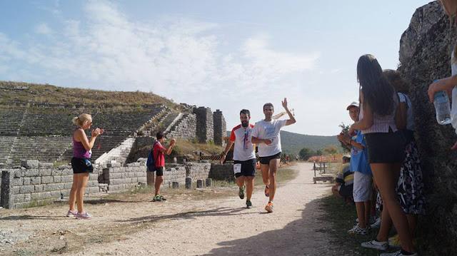 Γιάννενα: 5ος Νάϊος Δρόμος - Ένας αγώνας σε μια αρχαία διαδρομή