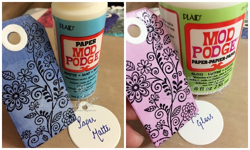 Crafters Corner : ALL YOU NEED TO KNOW ABOUT MOD PODGE
