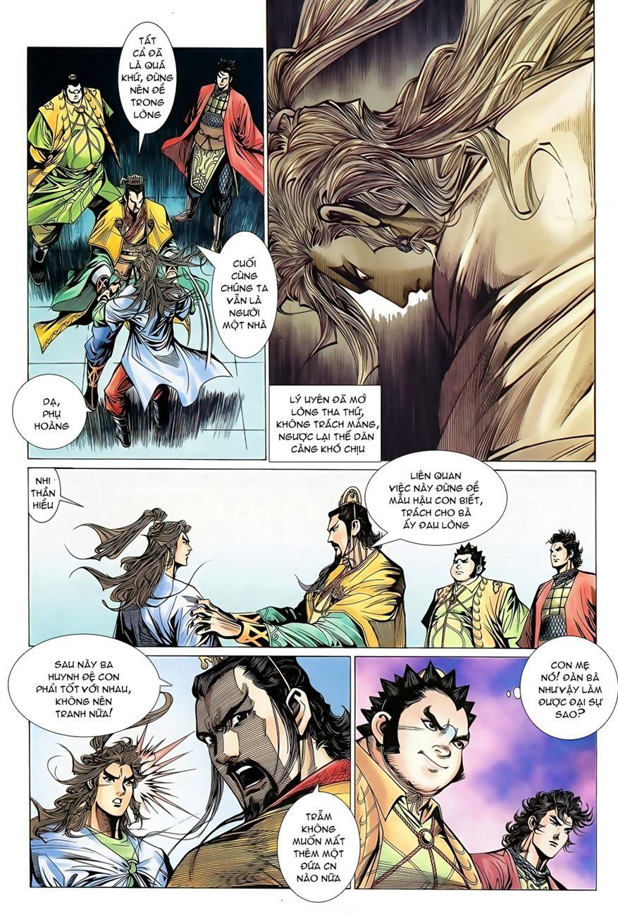 Đại Đường Uy Long chapter 72 trang 37