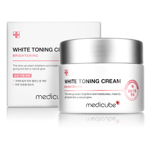 White Toning Cream by Medicube