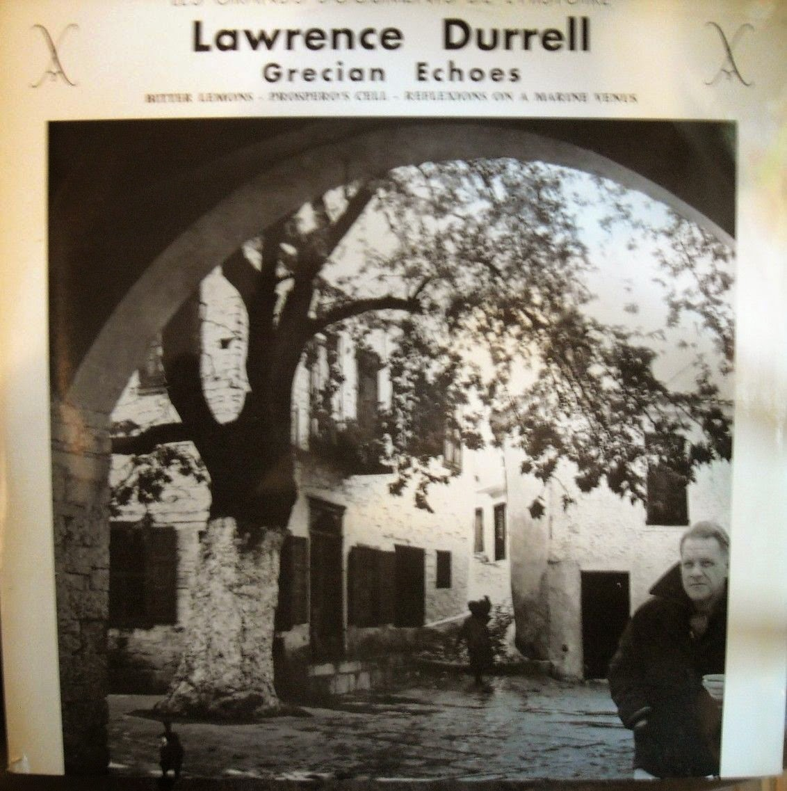 Global Views Lp: Corfu Blues And Global Views: Lawrence Durrell Reads