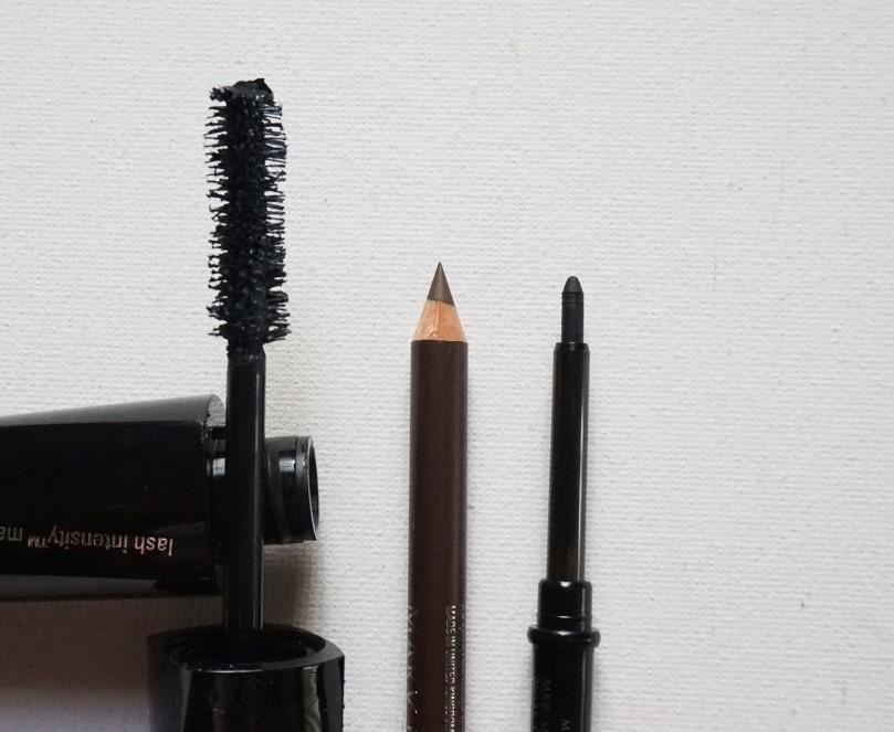 Mary Kay Lash Intensity Mascara Brow Definer Pencil And Eyeliner
