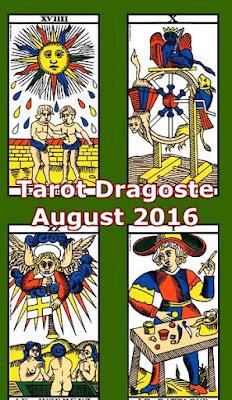 TAROT dragoste etalare gratuita August 2016 de la Berbec la Fecioara