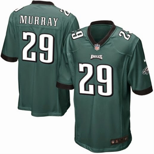 DeMarco Murray Philadelphia Eagles Jersey